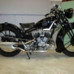James Flying Ghost 500 SV Twin 1933